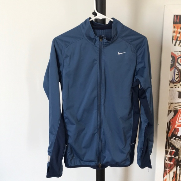innowacyjny design świetna jakość uważaj na Workout Essentials: Men's dri fit running jacket